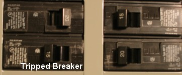 Tripped Circuit Breakers | Nor Cal Realty, Inc.